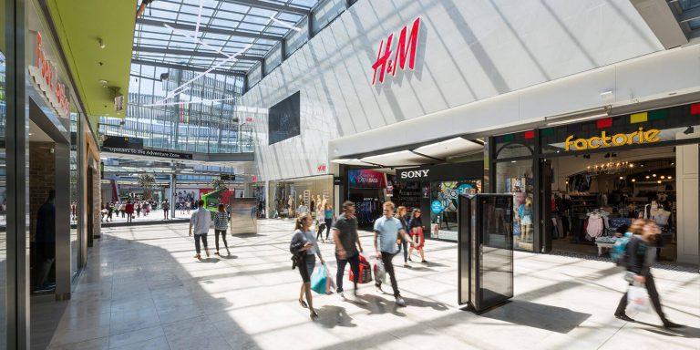 H&M at Silvia Park